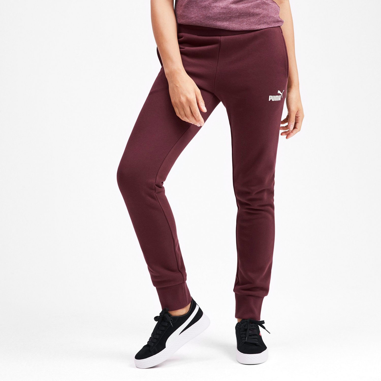 6c02d405 PUMA Women's Essentials Fleece Sweatpants