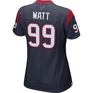 release date 8a2e9 0504c Nike Men's Houston Texans J.J. Watt Game Jersey