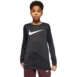 Boys' Dri-FIT Legend Long Sleeve Training T-shirt