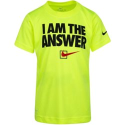 Toddler Boys' I Am the Answer T-shirt