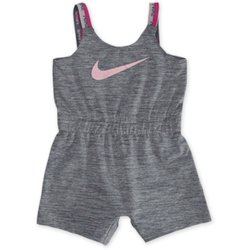 Girls' 4-7 Crossdye Sport Romper