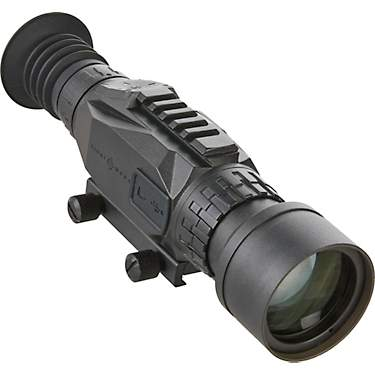 Sightmark Wraith HD Day/Night 4 - 32 x 50 Digital Riflescope with 850nm IR Illuminator