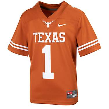 Nike Boys' University of Texas Fanwear Replica Football Jersey