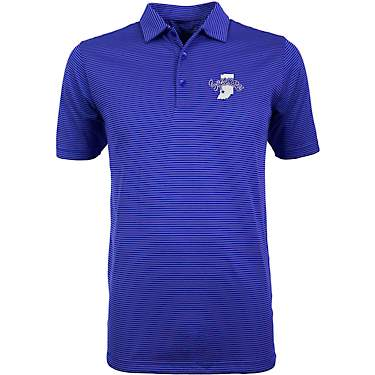 Antigua Men's Indiana State University Quest Polo Shirt