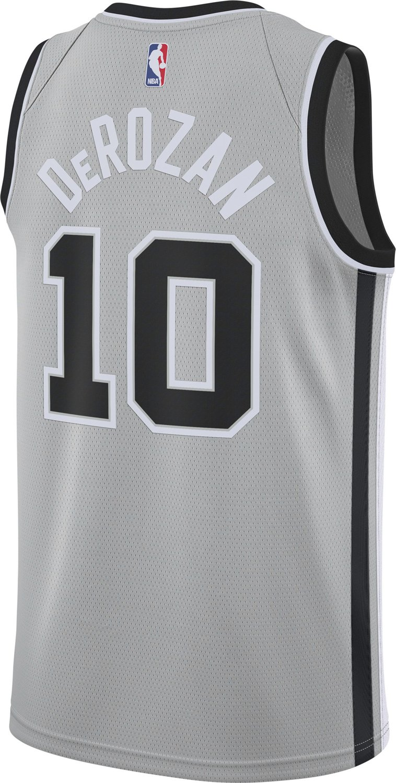 low priced 6e96c 8f351 Nike Men's San Antonio Spurs DeMar DeRozan Statement Edition Swingman NBA  Connected Jersey