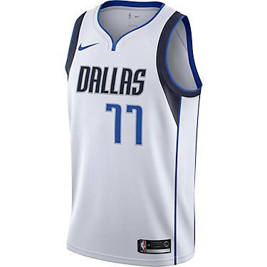 premium selection 5633d 8fafe Nike Men's Dallas Mavericks Luka Doncic Swingman Home Jersey