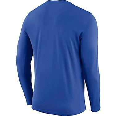 brand new acba6 6b0a1 Nike Men's Orlando Magic Dri-FIT Practice Graphic Long Sleeve T-shirt