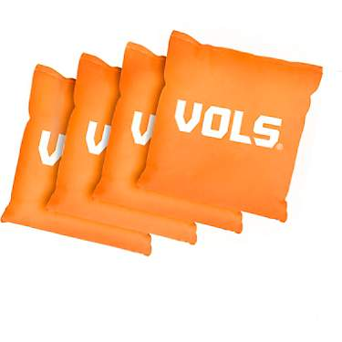 Victory Tailgate University of Tennessee Regulation Corn-Filled Cornhole Bag Set, 4-Pack