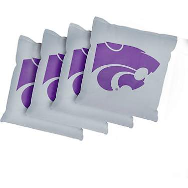 Victory Tailgate Kansas State University Cornhole Replacement Bean Bags 4-Pack