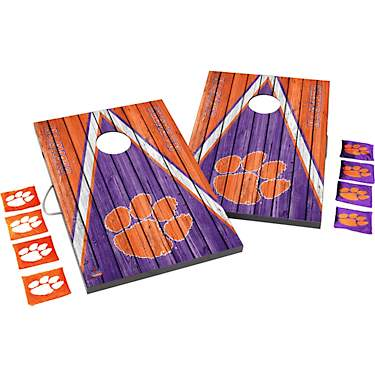 Victory Tailgate Clemson University Bean Bag Toss Game