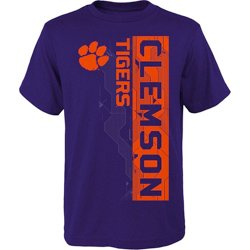 Boys' Clemson University Challenger T-shirt