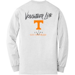 Men's University of Tennessee Get Hooked Long Sleeve T-shirt