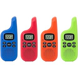 T20X4 X-Talker Walkie Talkie Family 4-Pack