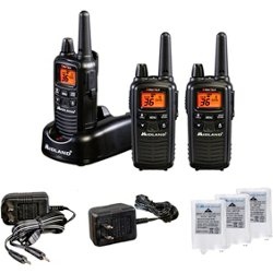 LXT633VP3 2-Way Radio 3-Pack