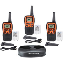 T51X3VP3 X-Talker Walkie Talkie 3-Pack