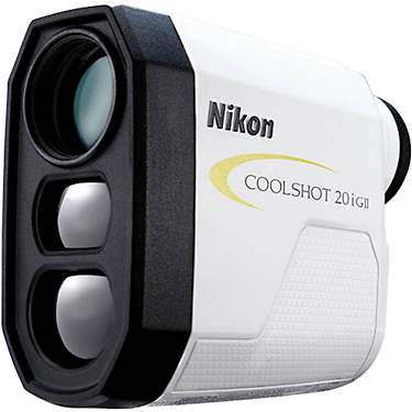 Nikon COOLSHOT 20i GII Golf Laser Range Finder