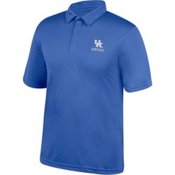 Men's University of Kentucky Carbon Graphic Polo Shirt