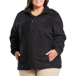 Women's Arctic Fleece Plus Size Full Zip Jacket