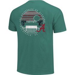 Women's University of Alabama Campus Sunset Comfort Color T-shirt