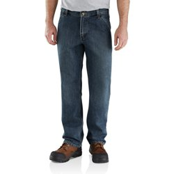 Men's Holter Relaxed Fit Dungaree Jeans