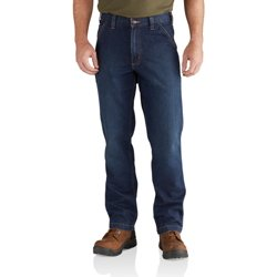 Men's Rugged Flex Relaxed Fit Dungaree Jeans