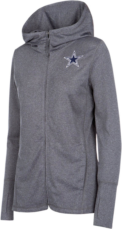 best website 92a42 e5d62 Dallas Cowboys Women's Marie Zippered Jacket