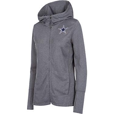 best website 5ae4d 2be75 Dallas Cowboys Women's Marie Zippered Jacket