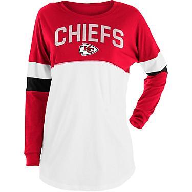 new styles f1eb1 9e84f 5th & Ocean Clothing Women's Kansas City Chiefs Spirit T-shirt