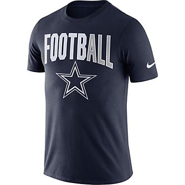 promo code 9f17d 2711e Nike Boys' Dallas Cowboys Dri-FIT Football All T-shirt