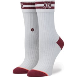 Texas A&M University Anklet Socks