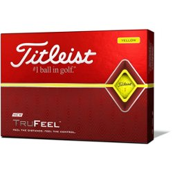 TrueFeel Golf Balls 12-Pack
