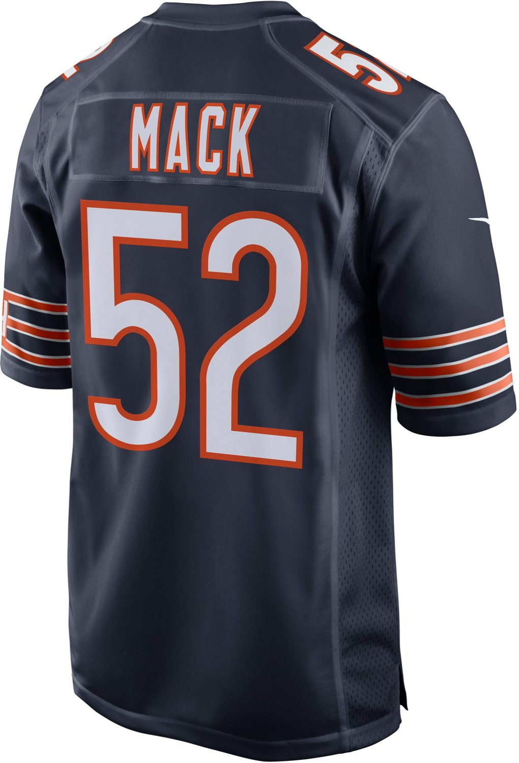 pretty nice c4a63 59355 Nike Men's Chicago Bears Khalil Mack 52 Game Jersey