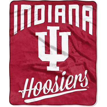 The Northwest Company Indiana University Alumni Raschel Throw Blanket