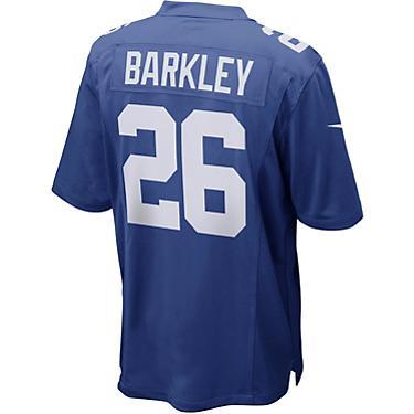 huge discount 33d7e d6e8d Nike Men's New York Giants Saquon Barkley 26 Game Jersey
