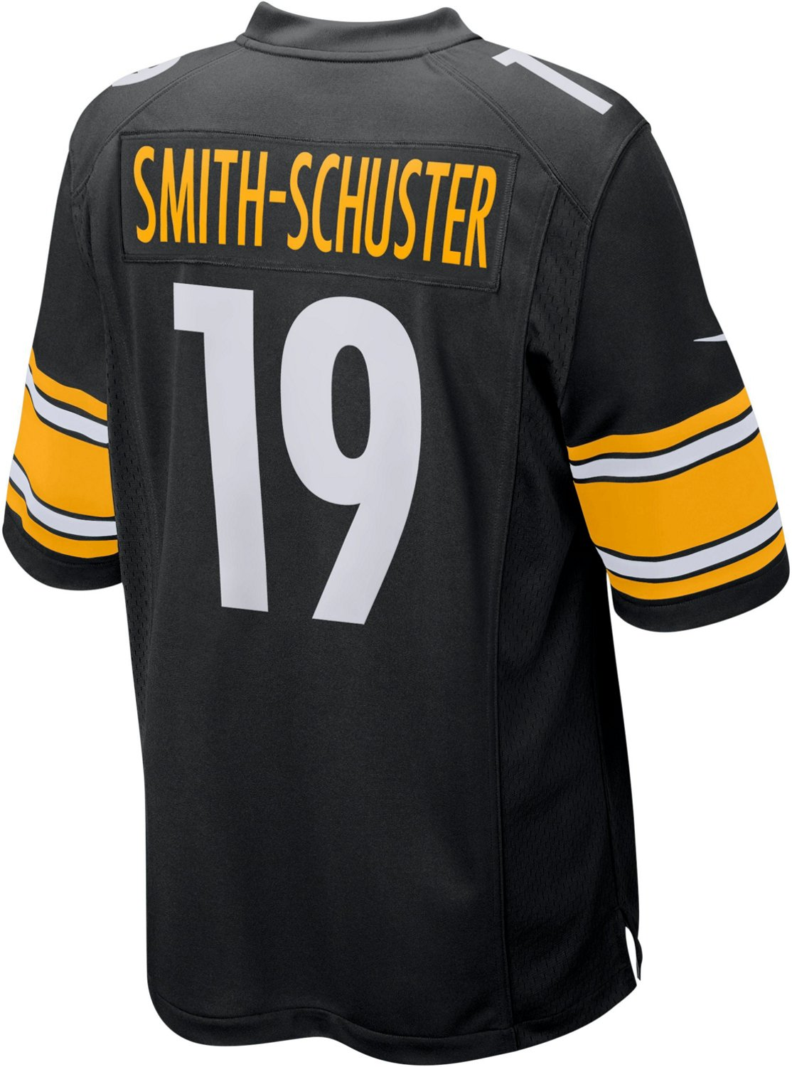 info for 76238 5e9b4 Nike Men's Pittsburgh Steelers JuJu Smith-Schuster 19 Game Jersey