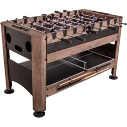 4-in-1 Swivel MultiGame Table
