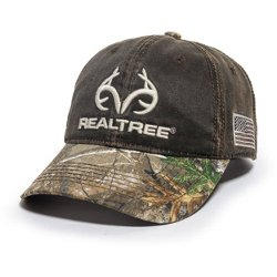 Men's Realtree Camo Bill Cap