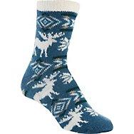 Slippers + Lodge Socks