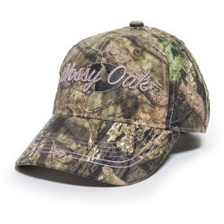 Girls' Mossy Oak Country Cap