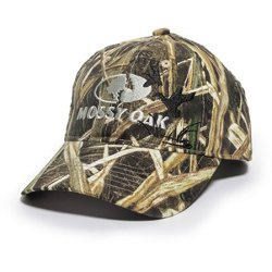 Youth Mossy Oak Logo Cap