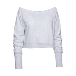 Juniors' Dance Crew Cropped Pullover