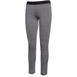 Juniors' Plus Size Curves Dri Team Leggings