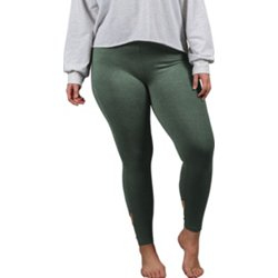 Juniors' Plus Size Curves Wrap Leggings