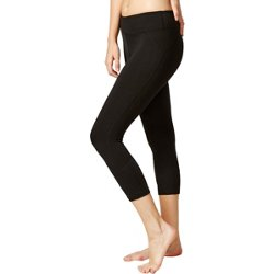 Juniors' Killer Extended Capri Leggings