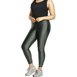 Juniors' Plus Size Curves Slaying It Leggings