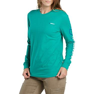 Magellan Outdoors Women's Grotto Falls Long Sleeve T-shirt