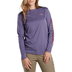 Women's Caddo Lake Logo Crew Long Sleeve T-shirt