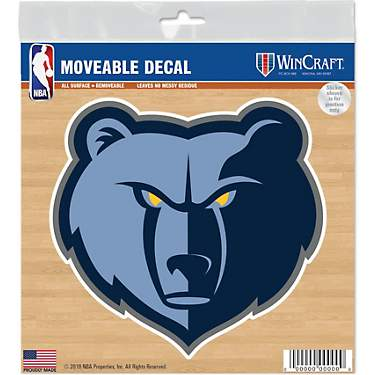 WinCraft Memphis Grizzlies All-Surface Decal