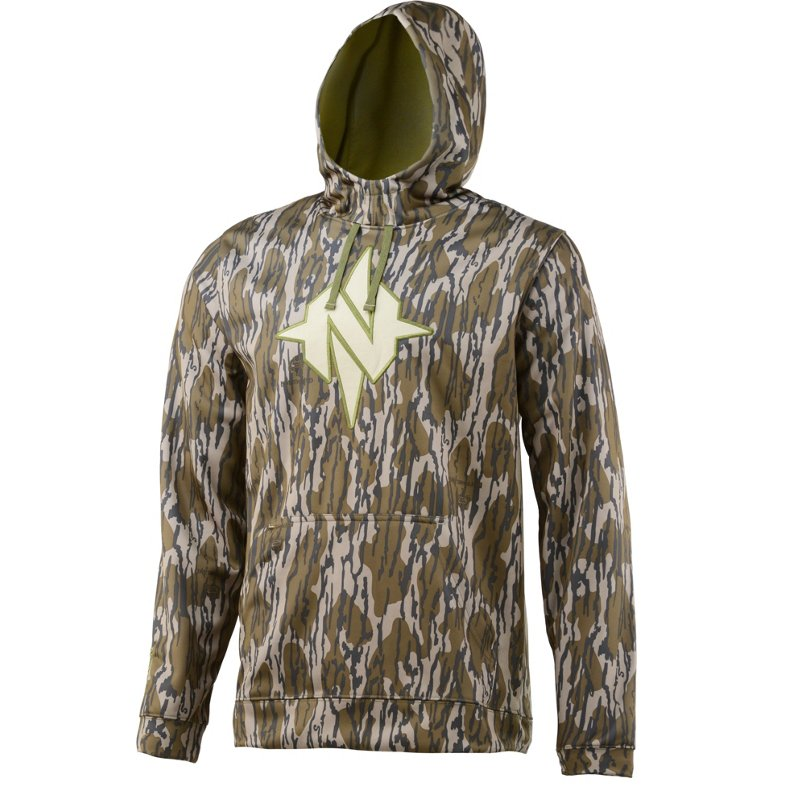 Nomad Men's Southbounder Camo Hoodie, Medium - Adult Insulated Camo at Academy Sports