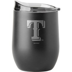 Texas Rangers Curved Ultra 16 oz Tumbler